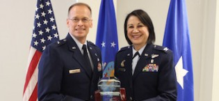 CRNA Wins Prestigious Military Award